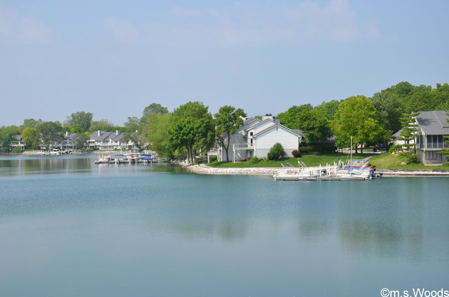 Photo of Clearwater Cove  with Homes along the Shoreline