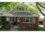 6166 Carrollton Ave, Indianapolis, IN 46220