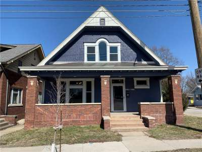 828 E Raymond Street, Indianapolis, IN 46203