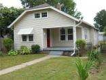 4637 Crittenden, INDIANAPOLIS, IN 46205