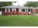 6314 W Bertha St, INDIANAPOLIS, IN 46241