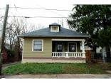 2505 E Saint Clair St, Indianapolis, IN 46201