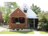 1502 Leland Ave, Indianapolis, IN 46219