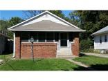 5832 Beechwood Ave, Indianapolis, IN 46219