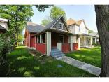 918 N Beville, INDIANAPOLIS, IN 46201