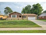 6103 Alpine Ave, INDIANAPOLIS, IN 46224
