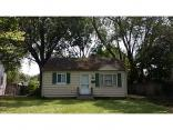 2206 Groff, INDIANAPOLIS, IN 46222