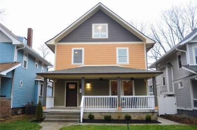 3141 N Ruckle Street, Indianapolis, IN 46205