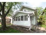 44 N Campbell, INDIANAPOLIS, IN 46219