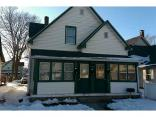 270 N Addison St, INDIANAPOLIS, IN 46222