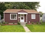 2030 Fisher Ave, Speedway, IN 46224