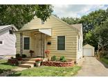 4709 Evanston Ave, Indianapolis, IN 46205