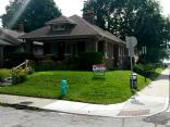 944 N Dequincy St, INDIANAPOLIS, IN 46201