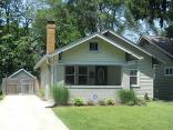 4718 Winthrop Ave, INDIANAPOLIS, IN 46205