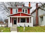 3134  Ruckle  Street, Indianapolis, IN 46205