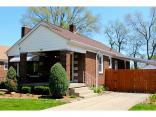 1017 N Downey Ave, Indianapolis, IN 46219