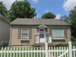 1128 Sterling St, INDIANAPOLIS, IN 46201