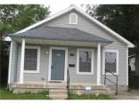 1156 N Belmont Ave, Indianapolis, IN 46222