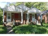 4334 Crittenden Ave, Indianapolis, IN 46205