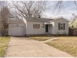 5358 Crittenden Ave, Indianapolis, IN 46220