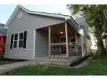 1337 Linden St, Indianapolis, IN 46203