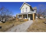 262 W Ray St, Indianapolis, IN 46225