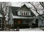 1326 N Parker Ave, Indianapolis, IN 46201