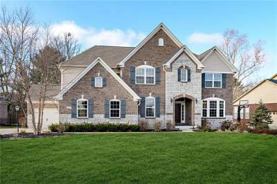 14370 W Alderbrook Trail, Carmel, IN 46033