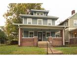 2928 N Park Ave, Indianapolis, IN 46205