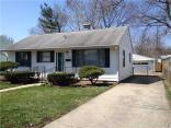 4748 N Mitchner Ave, Indianapolis, IN 46226