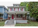 4219 Guilford Ave, Indianapolis, IN 46205