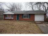 4128 Arborcrest Dr, Indianapolis, IN 46226