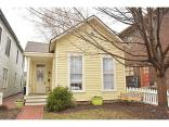609 E 9th St, Indianapolis, IN 46202