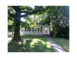 52 N Webster Ave, Indianapolis, IN 46219