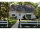 6360 Kingsley Dr, INDIANAPOLIS, IN 46220