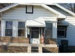 1620 E 30th St, INDIANAPOLIS, IN 46218