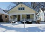 4122 Rookwood Ave, INDIANAPOLIS, IN 46208