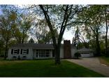 2735 Canterbury Ln, Indianapolis, IN 46220