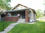 601 N Bosart Ave, INDIANAPOLIS, IN 46201