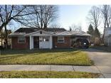 4125 Flamingo East Dr, Indianapolis, IN 46226