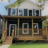 628 North Beville Avenue, Indianapolis, IN 46201