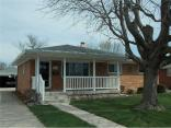 5538 Maplewood Dr, INDIANAPOLIS, IN 46224