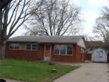 2615 12th St, COLUMBUS, IN 47201