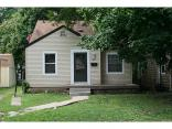 5160 Kingsley Dr, INDIANAPOLIS, IN 46205