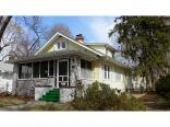5531 Carrollton Ave, INDIANAPOLIS, IN 46220