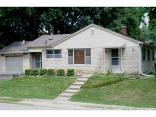 5702 Primrose Ave, INDIANAPOLIS, IN 46220