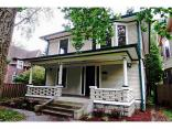 640 Woodruff Place East Dr, Indianapolis, IN 46201