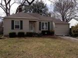 5706 Rosslyn Ave, INDIANAPOLIS, IN 46220