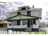 362 S Downey, INDIANAPOLIS, IN 46219
