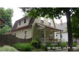 206 S West St, CRAWFORDSVILLE, IN 47933